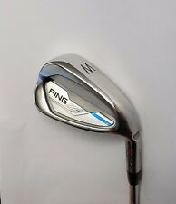 Polished Ping i Series E1 Red Dot Pitching Wedge R Flex Steel Shaft Ping Grip