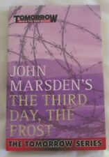 The Third Day, The Frost by John Marsden, The Tomorrow Series #3 sc 2010