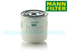 Mann Hummel OE Quality Replacement Engine Oil Filter W 916/1