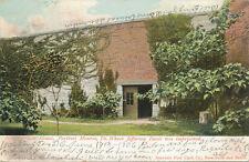 Fortress Monroe VA * Prison House Jefferson Davis Imprisoned 1906 Civil War