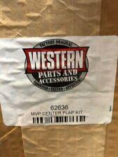 Western snow plows mvp center flap kit 62636
