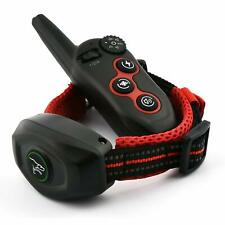 New listing 2 in 1 Large Dogs Rechargeable Remote Training Collar & Anti bark Control