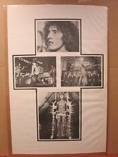The WHO Tommy camp rock n roll original Vint Poster 5754