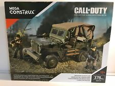 Call of Duty infantry scout car New Mega Bloks