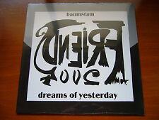 BAUMSTAM Dreams Of Yesterday - PRIVATE KRAUTROCK - SEALED ORIGINAL LP