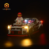 LED LIGHT UP KIT FOR LEGO 76896 NISSAN GT-R NISMO LEGO Speed champions cars