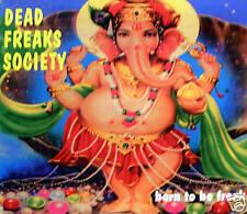 Dead Freaks Society - Born to be freak CD single