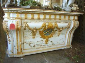 Barock louis XVI Tabernakel als Anrichte Kommode Theke 1760/70 baroque Altar