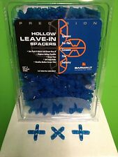 "Barwalt Hollow Leave-In Spacers 3/16""  +   500 pcs per box"