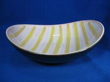 50´s design Fritz van Daalen Pottery/ceramica Bowl Guscio/734/20