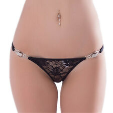 Underwear Hot Sexy Briefs Lingerie Lace V-string Women Panties Thongs G-string