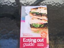 weight watchers food supermarket guide eating out guide pro points system