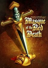 Masque Of The Red Death (2014, DVD NIEUW)