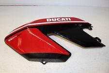 Ducati Hypermotard 1100 EVO SP OEM Left Side Red Black Fairing