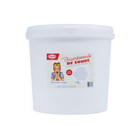 "Bicarbonate 10Kg, Alimentaire E500 ""Extra fin"" + mini guide OFFERT"
