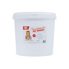 "Bicarbonate 10Kg, Alimentaire E500 ""Extra fin"" + mini guide OFFERT"