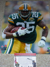 GREEN BAY PACKER RYAN GRANT AUTOGRAPHED AUTHENTIC SIGNATURE 16x20 PHOTO COA HOLO