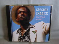 Gregory Isaacs- My Poor Heart- DREADBEAT 1994 WIE NEU