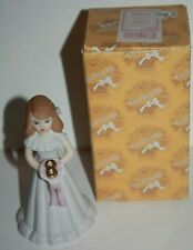 Age 8 Growing Up Birthday Girls Figurine Enesco