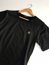 Nuovo di Zecca Fivefinger Sportivo S/S Logo T-shirt nera XXXL