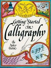 Getting Started in Calligraphy by Nancy Baron (1979, Paperback)