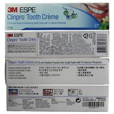3M ESPE Clinpro Tooth Creme Sodium Fluoride Anti-Cavity Toothpaste Vanilla Mint