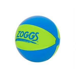 Zoggs Unisex Youth Inflatable Beach Ball 45 cm, Pool Toy