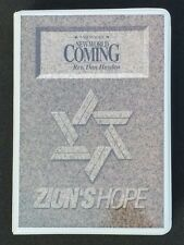 NEW WORLD COMING 7 Messages by Rev Dan Hayden [ZION'S HOPE] 7 Cassettes *Nice*