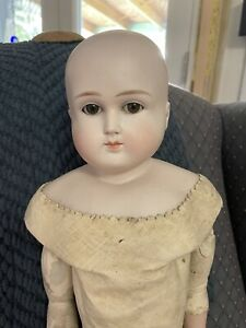 Gorgeous Antique ABG Doll -698 /12 - 24 inches tall- Perfect Bisque