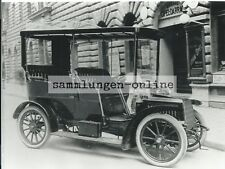 DARRACQ 14 PS 1904 Automobil Foto Oldtimer Auto Photograph Photo Fotografie