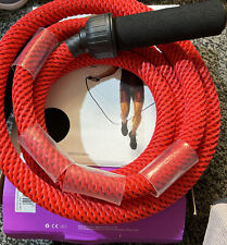 66fit Heavy Jump Rope (Red) 270 Cm Professional Fitness Gym