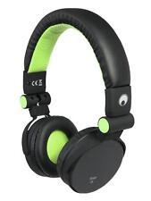 OMNITRONIC SHP-i3 Stereo-Kopfhörer grün Freisprecheinrichtung Mikrofon