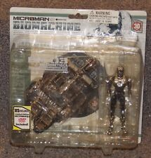 New Listing2005 Takara Microman Biomachine Bm-03 Machine Tiger & Machinemicroman Hack Nip
