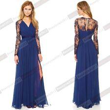 Empire Waist Long Sleeve Cocktail Dresses for Women | eBay