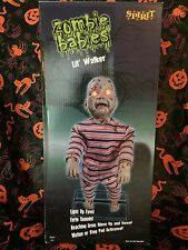 Spirit Halloween Animated Prop Zombie Babies Lil' Walker NIB