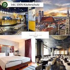 4 Tage Städtereise nach München im Hotel Ambiance Rivoli mit Frühstück