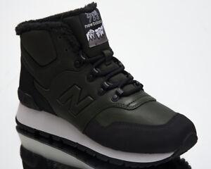 New Balance Trail 755 Men's Lifestyle Shoes Dark Green Black Sneakers HL755-MLE