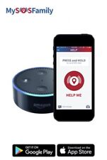 Telecare Alarm for Elderly at home  And Outdoors