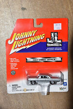 Johnny Lightning 1963 Chevy Impala Silver JL Collection