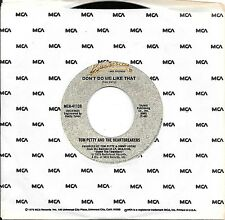 TOM PETTY & The HEARTBREAKERS * 45 * Don't Do Me Like That * 1979 * VG+ ORIGINAL