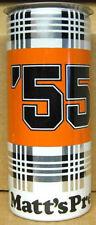 PRINCETON REUNION '55/25th DRINKING CUP 16oz Beer CAN Matt's Utica NEW YORK 1980