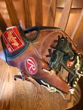 Rawlings Gold Glove Legend Professional Player Ggnp4L 11 1/2 Baseball Rht Nice!