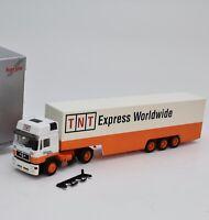 "Herpa H0 MAN Sattelzug "" TNT Express "" Exclusiv Serie, OVP, 1:87, G6/10"