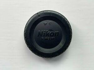 Genuine Nikon Camera Rear Lens Cap LF-4