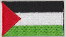 Palestine Country Flag Embroidered Patch T4
