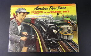 American Flyer Train 1953  Catalog