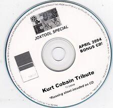 Nirvana - Kurt Cobain Tribute **Australian CD Promo**VGC