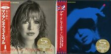 MARIANNE FAITHFULL-LOT OF 2 CD-JAPAN MINI LP CD SET 186