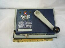 Premier Supermatic Cigarette Machine Tobacco Injector Rolling Maker