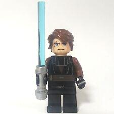 Lego Star wars figura Anakin Skywalker sw183 de 7669, 8098.... incl. espada láser